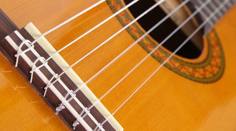 آشنایی با انواع سیم گیتار کلاسیک