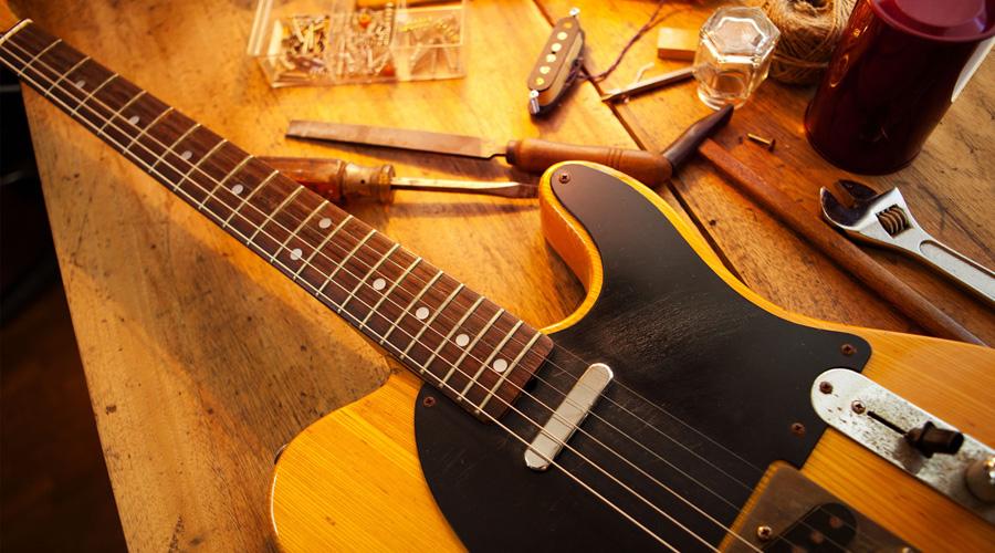 چند نکته ضروری در نگهداری مناسب از گیتار