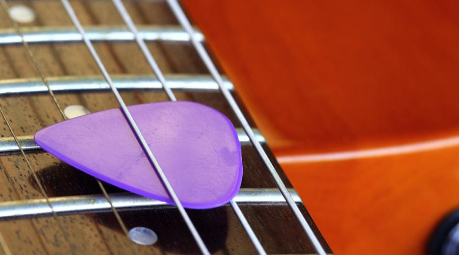 یک راهنمای سریع در انتخاب پیک گیتار