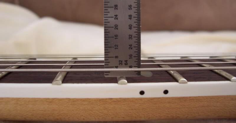 آموزش تنظیم اکشن گیتار آکوستیک