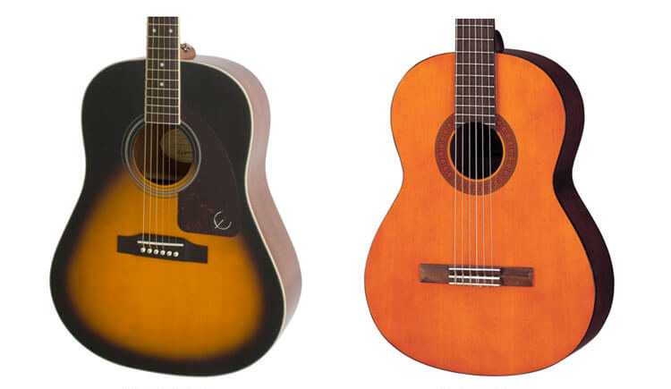 بهترین گیتار برای شروع