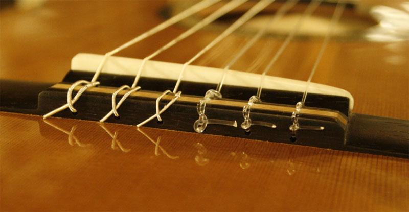 رگلاژ گیتار