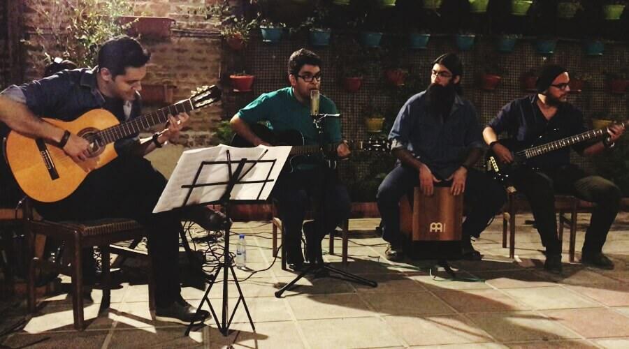 رویداد شماره ۳ لامینور – اجرای راک در کافه رد - ۲۴ اسفند ۹۶
