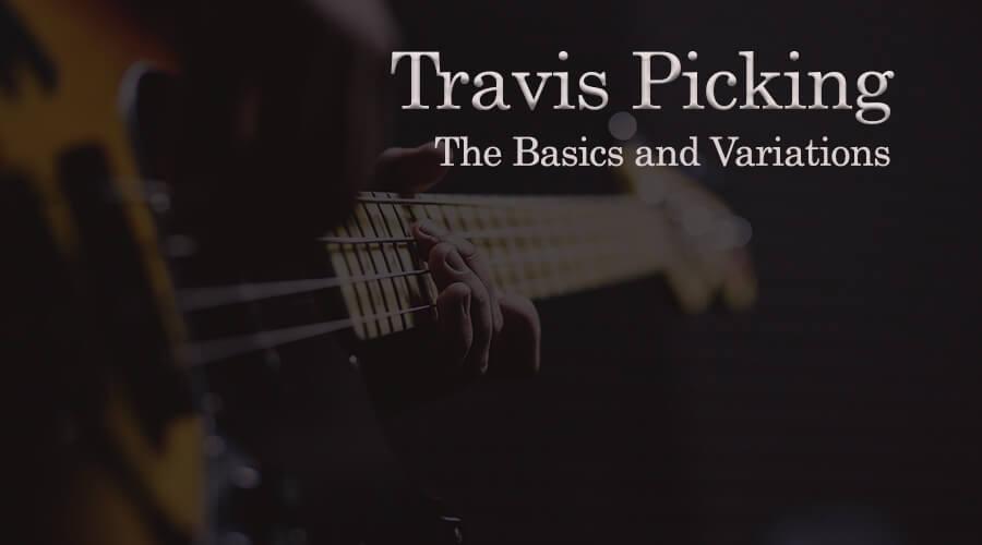 تراویس پیکینگ چیست و چگونه باید آن را در گیتار تمرین کنیم؟