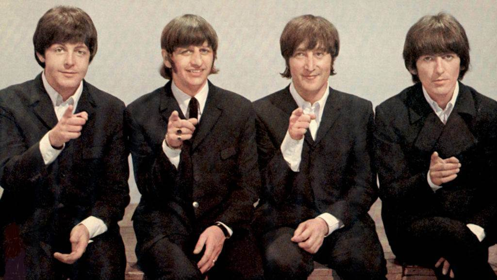 The Beatles Formation
