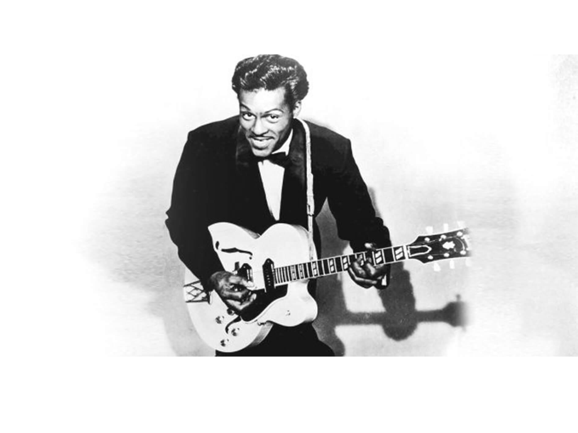 بیوگرافی چاک بری (Chuck Berry) اولین شاعر راک