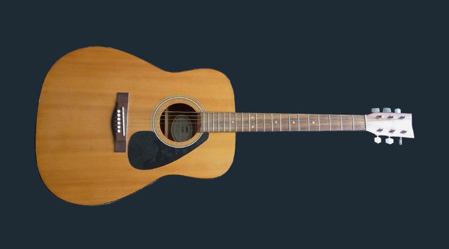 قیمت گیتار یاماها f310