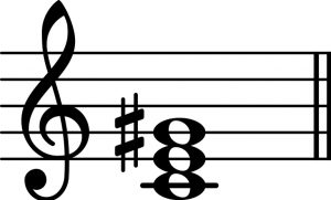 آکوردهای سه صدایی